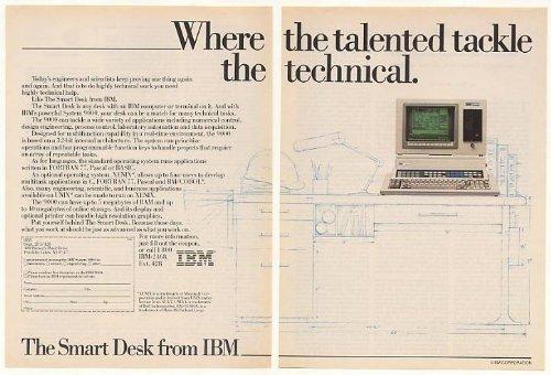 1984 IBM Desktop $1,565